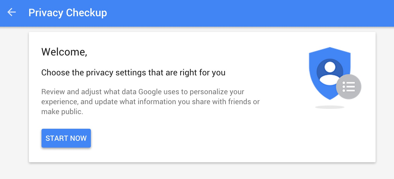 Google-Privacy-Checker