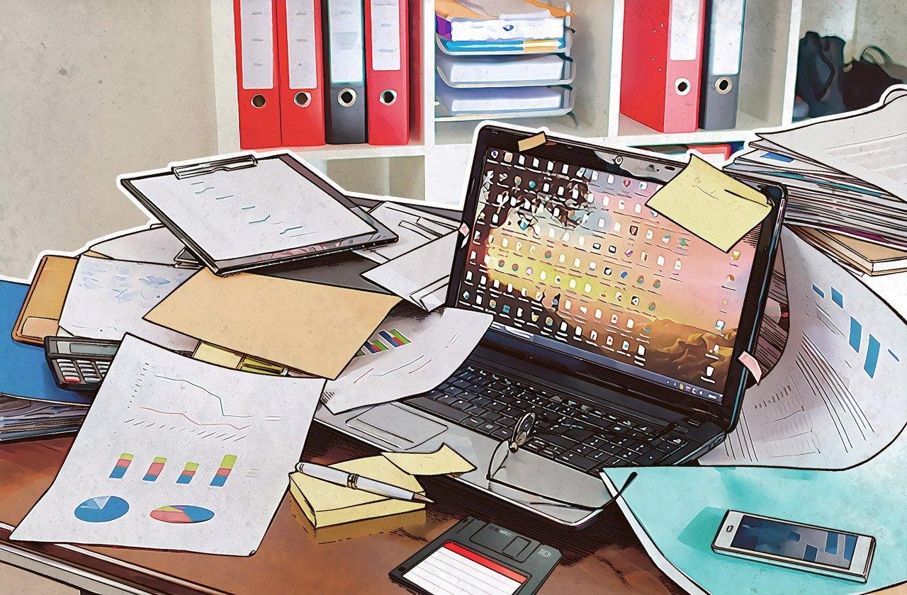 Digital Clutter research report