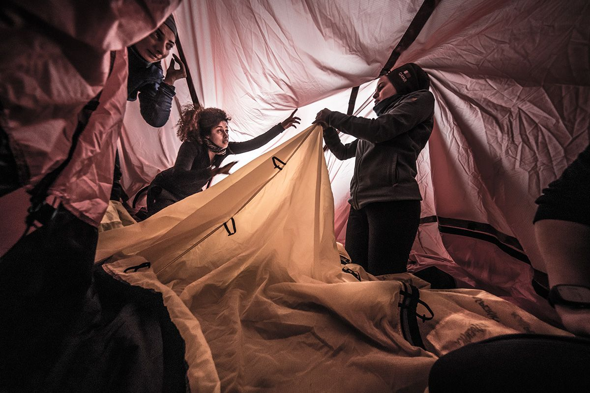 8.-Making-sure-nothing-is-missing-and-that-the-tents-are-intact-pre-departure-in-Svalbard-Photo-by-Renan-Ozturk