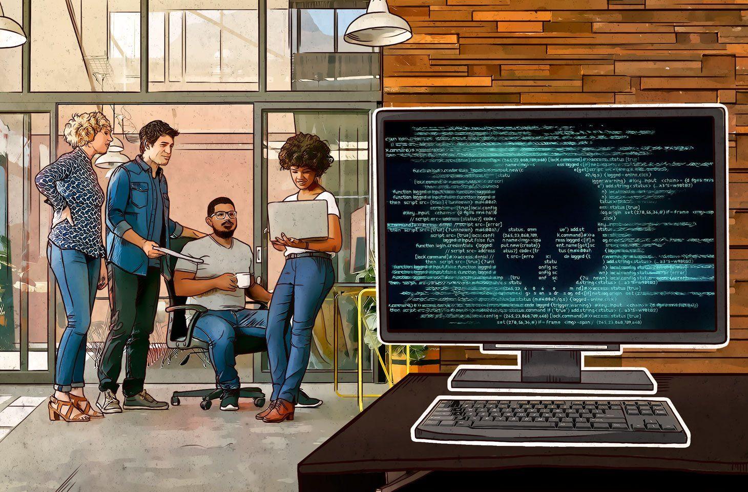 Startups et sécurité des informations