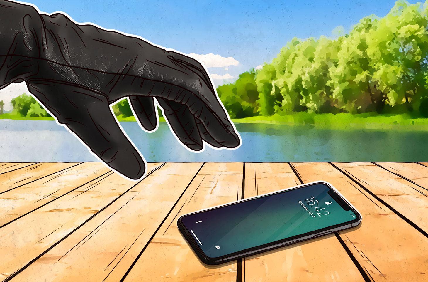 une nouvelle arnaque parvient à dissocier un iPhone volé de l'identifiant Apple de la victime pour le revendre plus cher