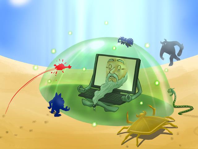 Internet para maiores de idade