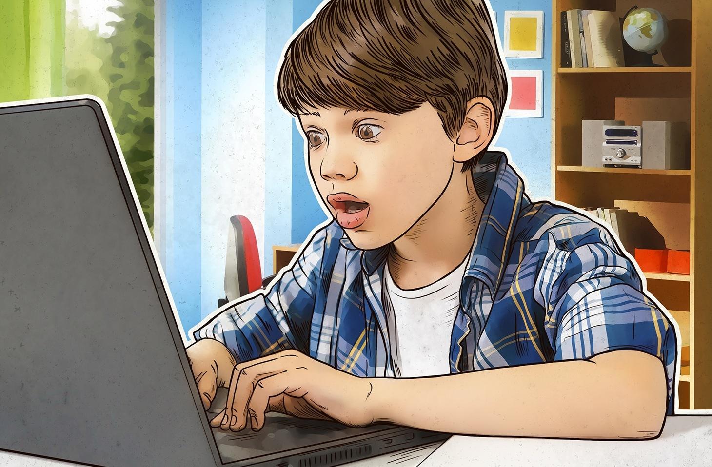 Interesse de crianças por sites de e-commercetriplica