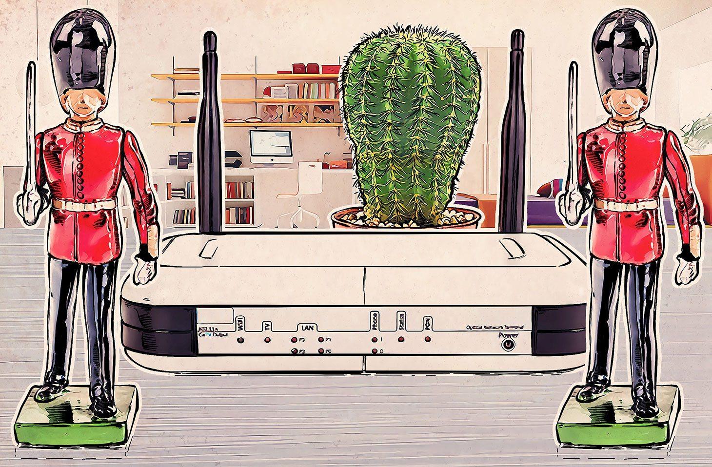 Cinco dicas para proteger sua rede doméstica