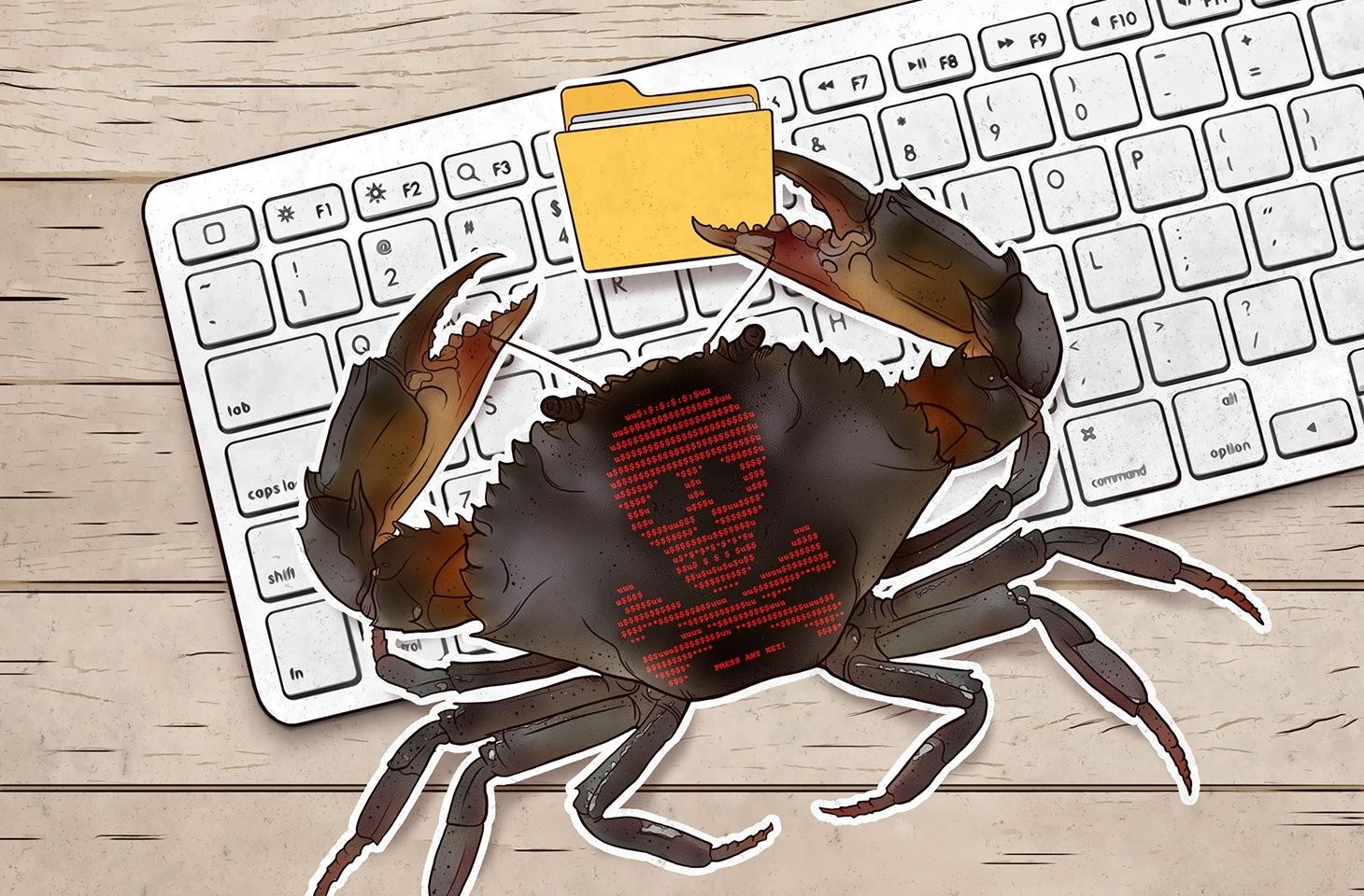 Malware de extorsão GandCrab retorna em versão romântica