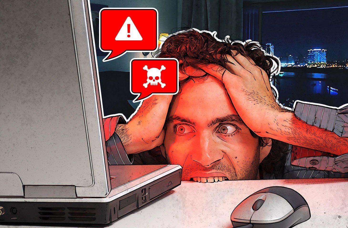 O que são programas falsos, de onde vêm e por que são perigosos?