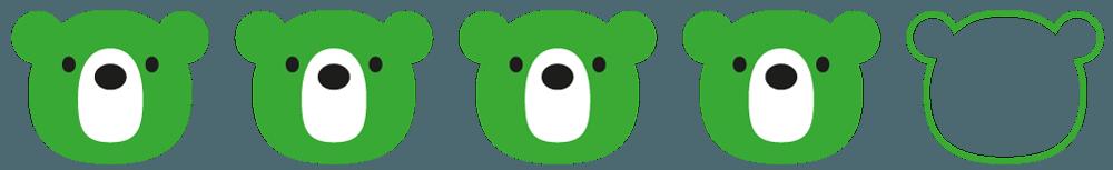 Midori rating: Privacidade Hackeada ganha 4 de 5 estrelas