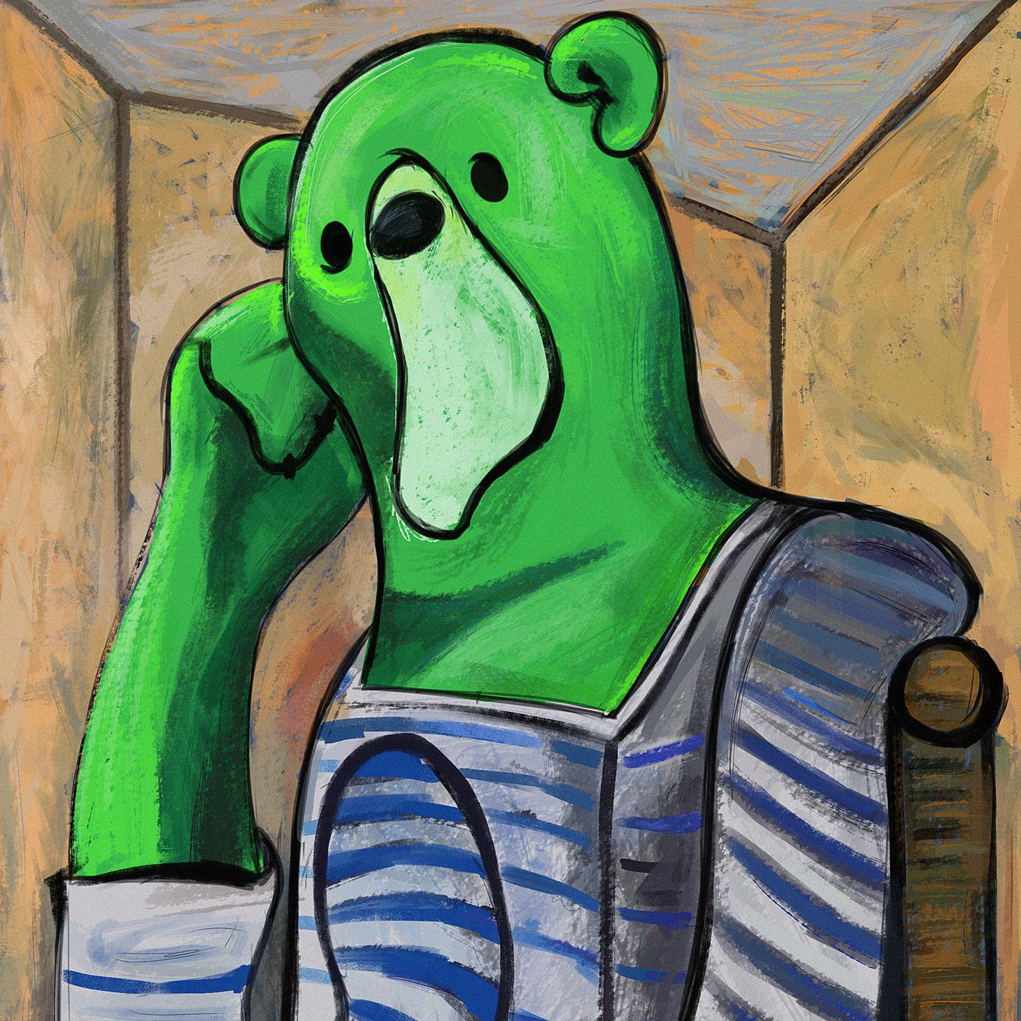 Pablo Picasso. Marinheiro