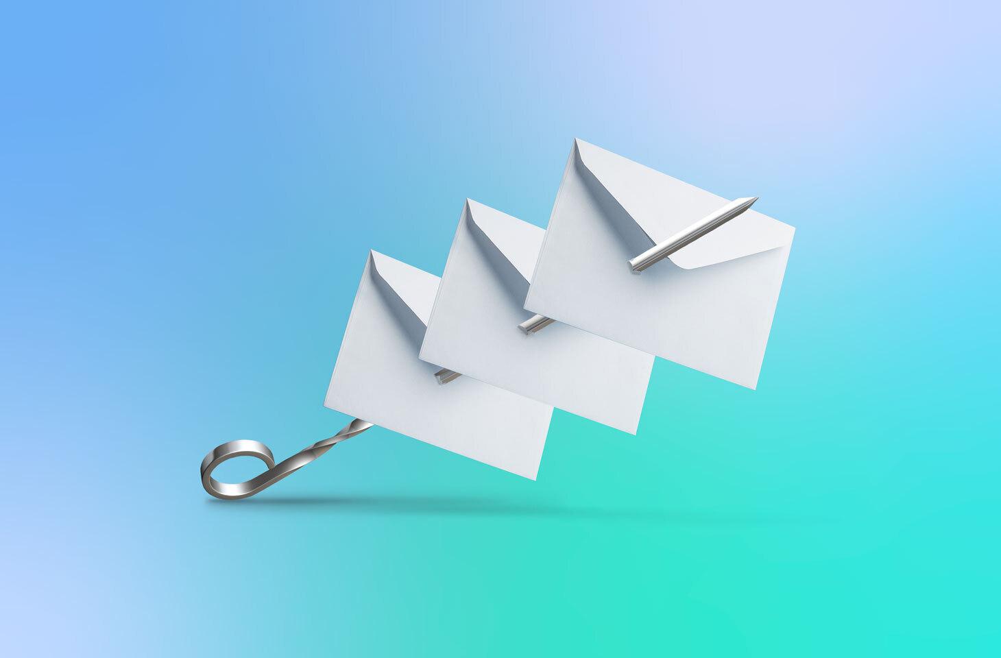 Listas de e-mail: um novo objetivo de ataque
