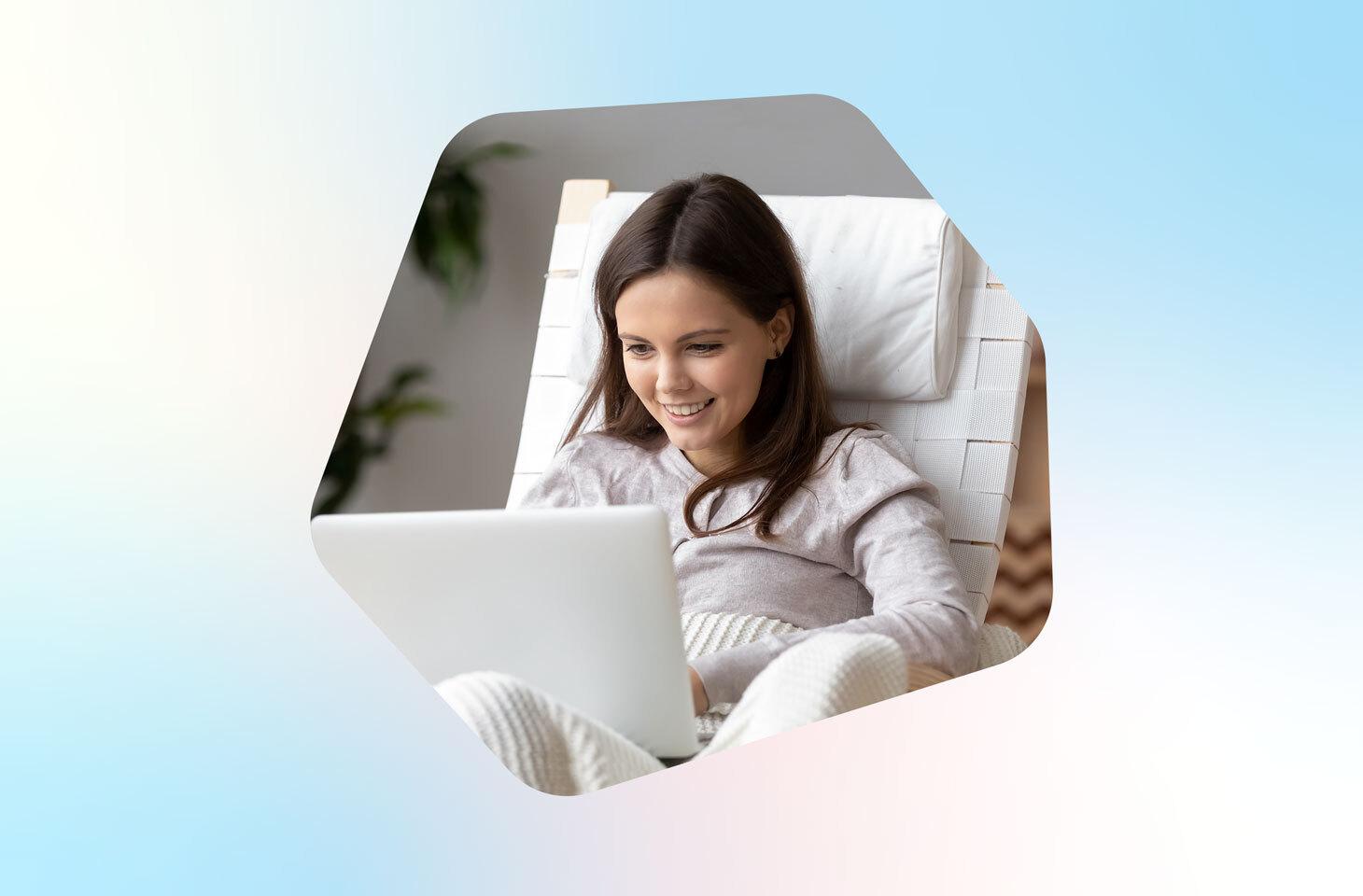 Torne o trabalho híbrido eficaz e seguro em casa e no escritório