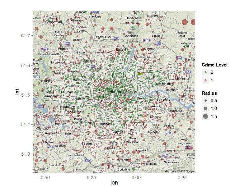 London-Crime-Hotspots