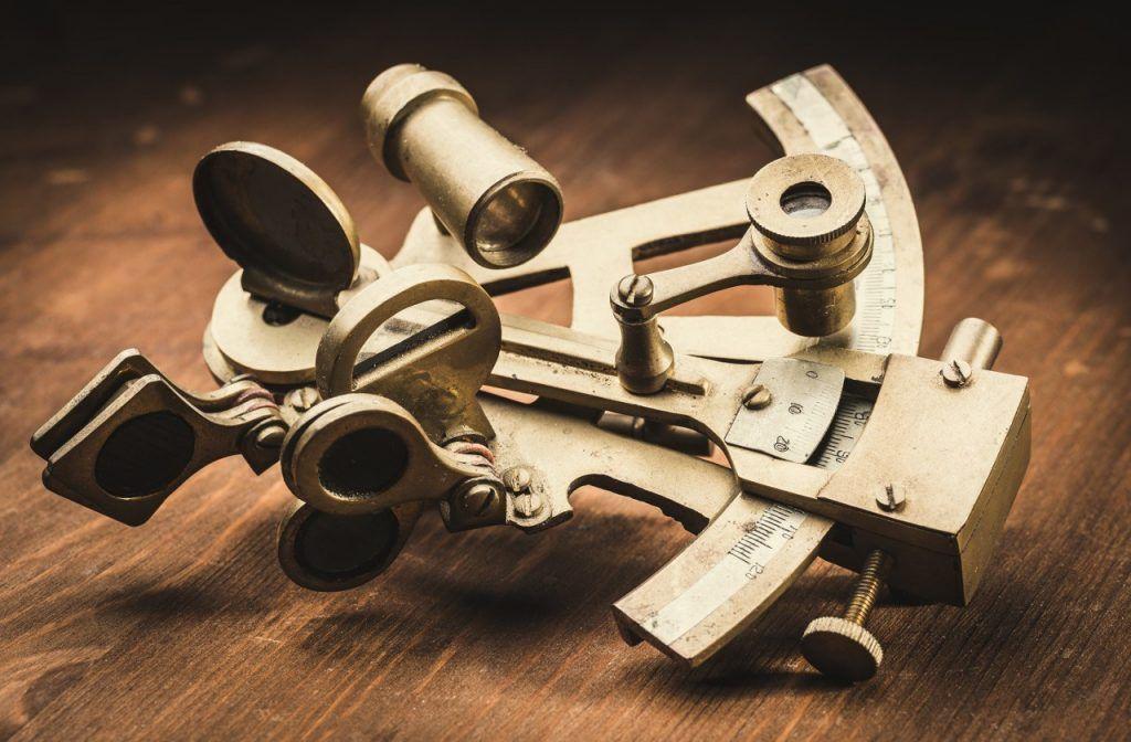 navigation-sextant