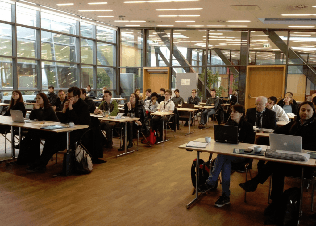 Vorträge Studentenkonferenz