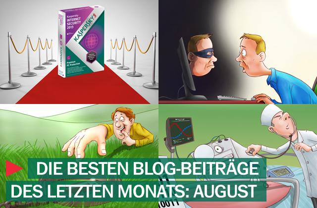 Die besten Blog-Beiträge