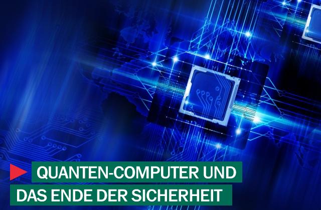 Quanten-Computer
