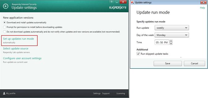 Kaspersky Internet Security Multi-Device_Update