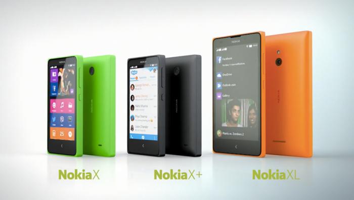 Nokia-X-Family