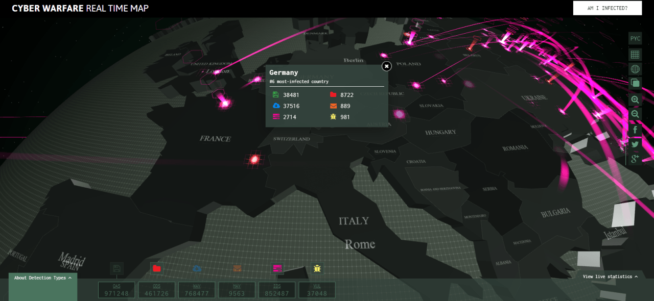 cyberwar map 2