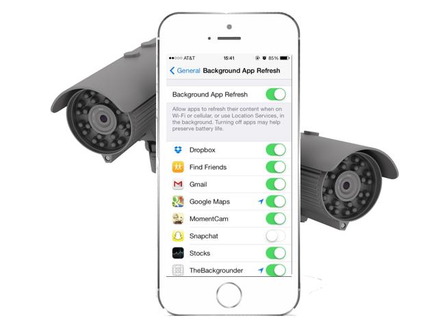 Altes iPhone als Überwachungskamera nutzen
