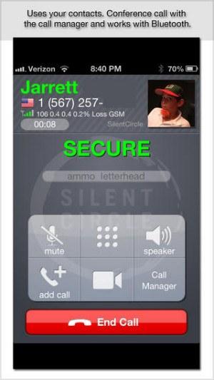 silent phone 2