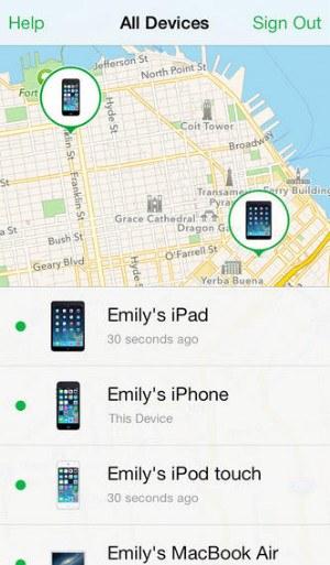 mein iPhone finden 2