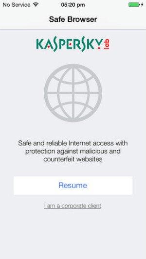 kaspersky safe browser 2