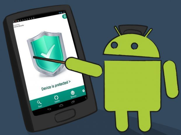 android kaspersky