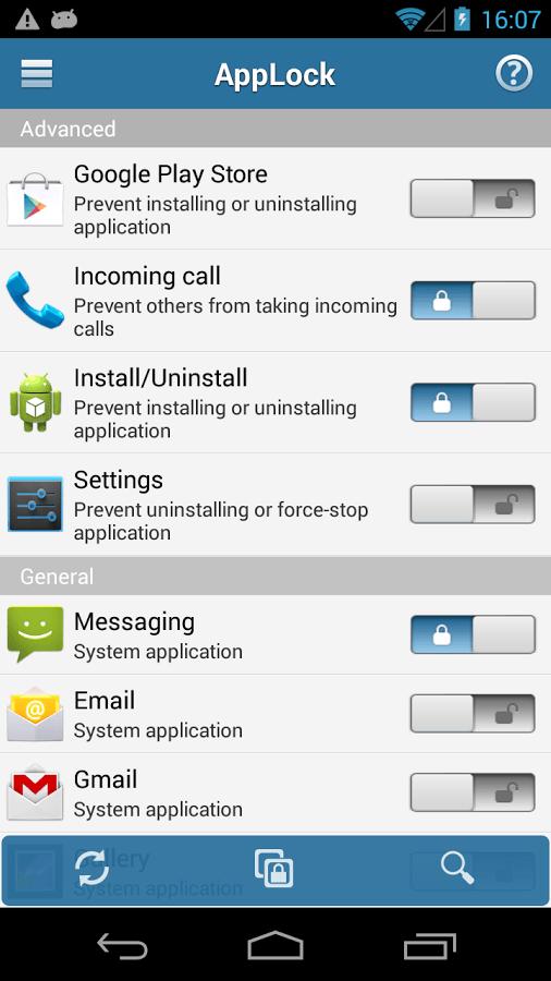 Beste geheime App-Sperre