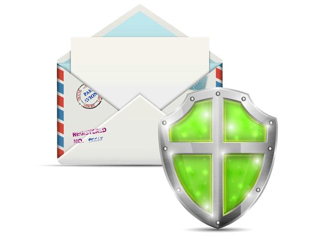Der Schutz primärer Webmail-Konten