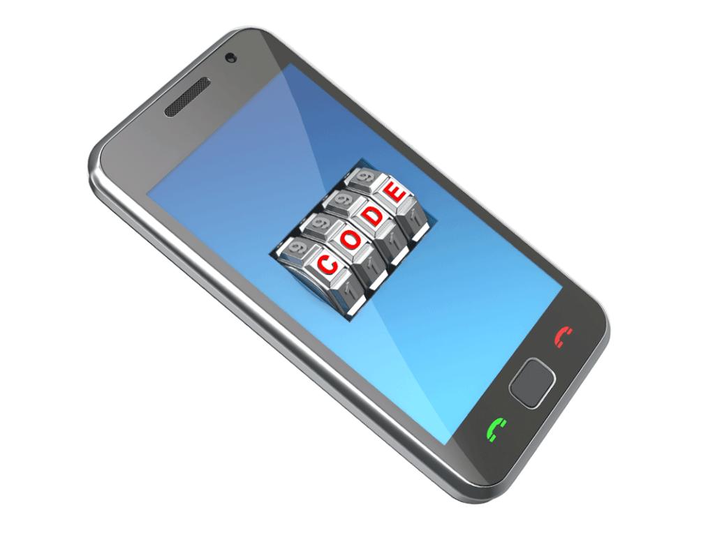 Telefono bloccato