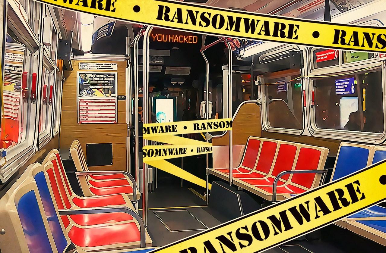 Mamba ransomware allows riders free entry to San Francisco Muni