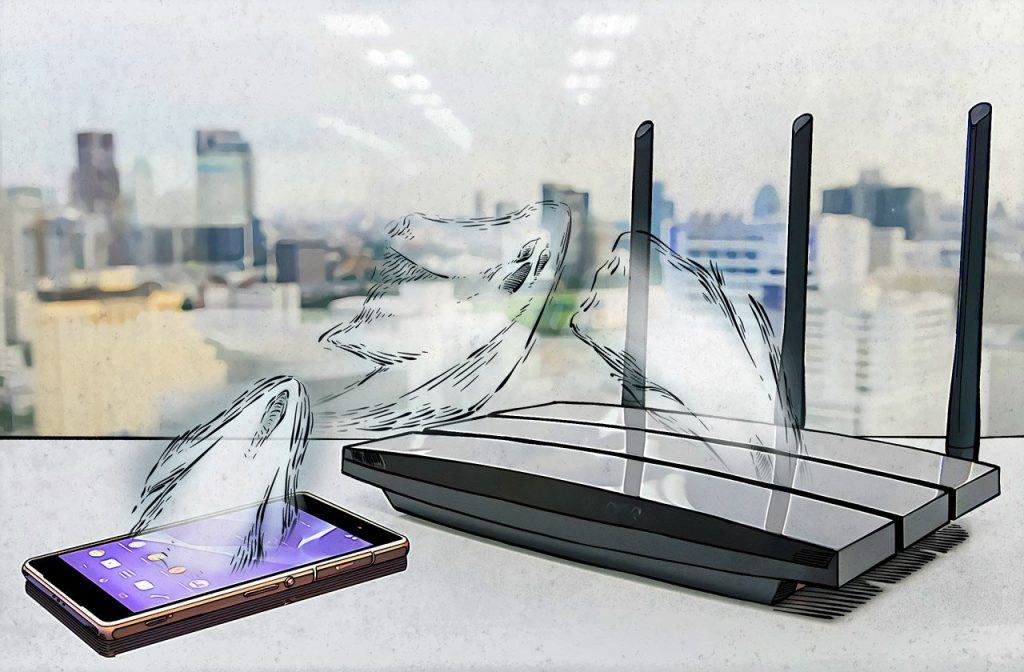 An unconventional Android Trojan does not do anything to your smartphone; instead it hacks the Wi-Fi hotspot the smartphone is connected to.