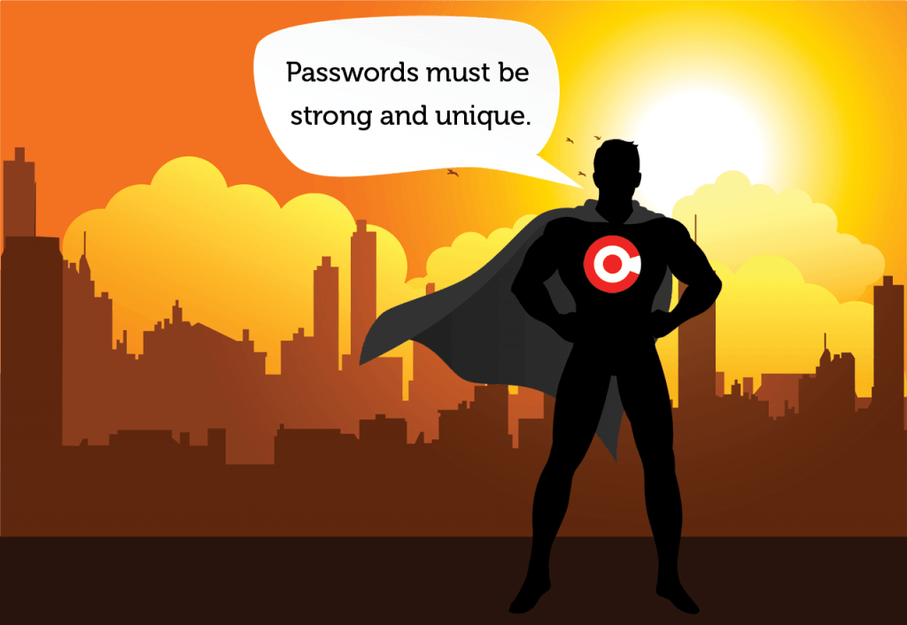 Captain Obvious is here to repeat yet again: Protect everything with strong, secure passwords