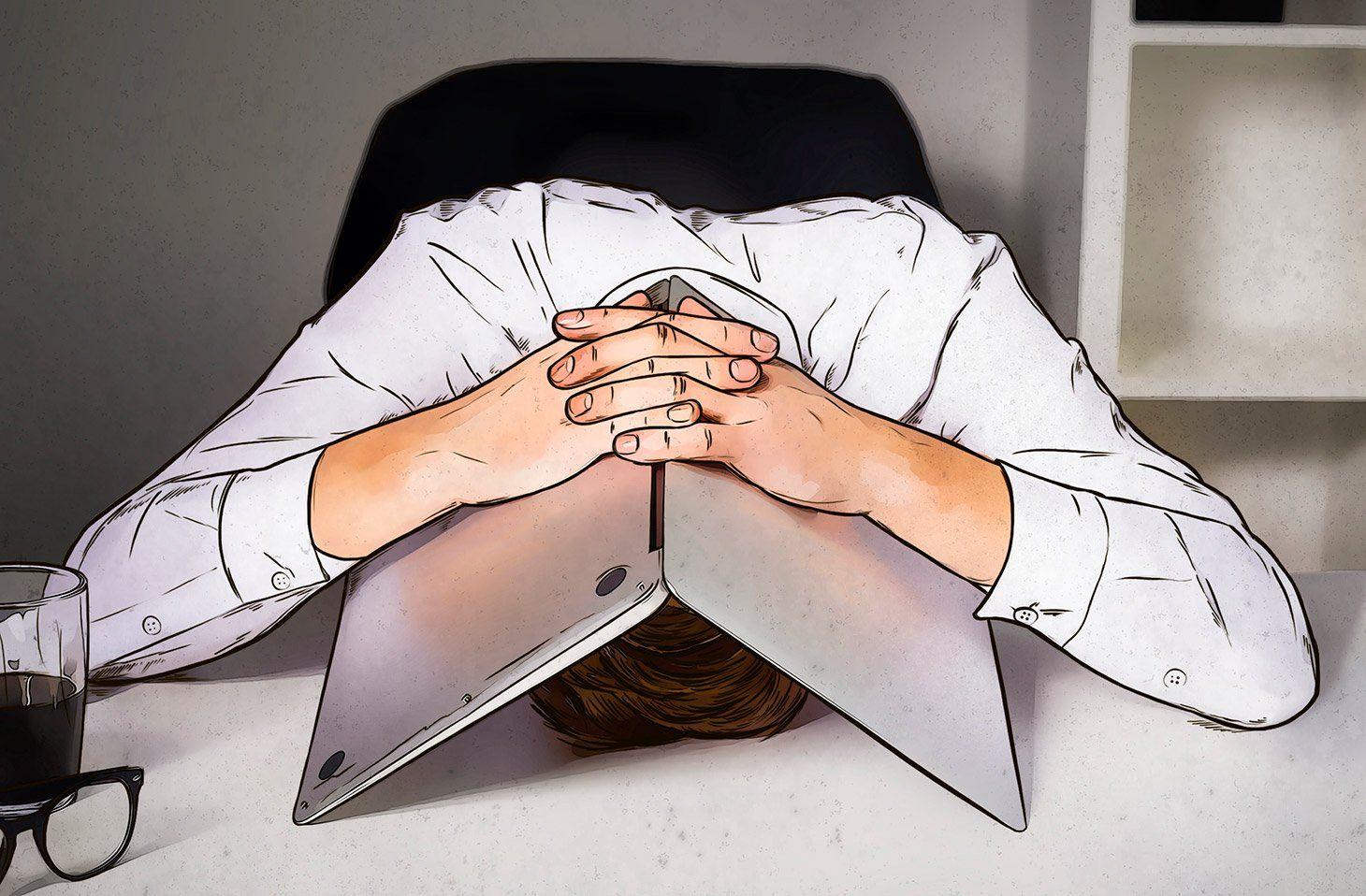 Vernachlässigte Unternehmenswebseiten verursachen Kopfschmerzen