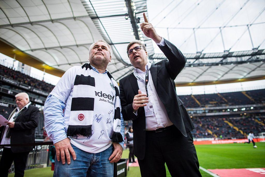 Eugene Kaspersky und Axel Hellmann