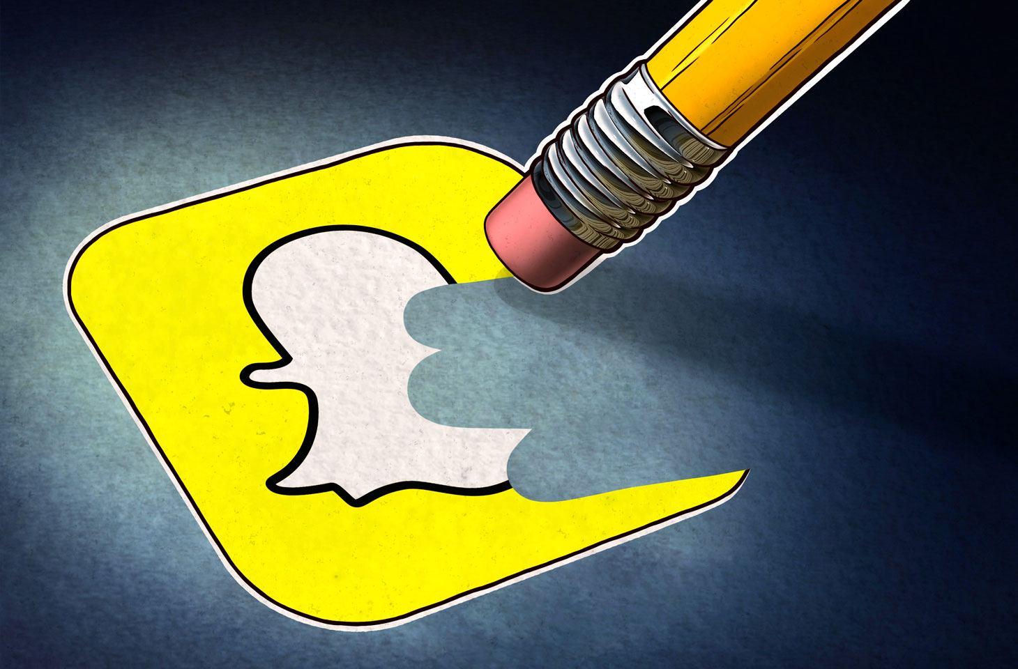 Snapchat Kontakt Löschen