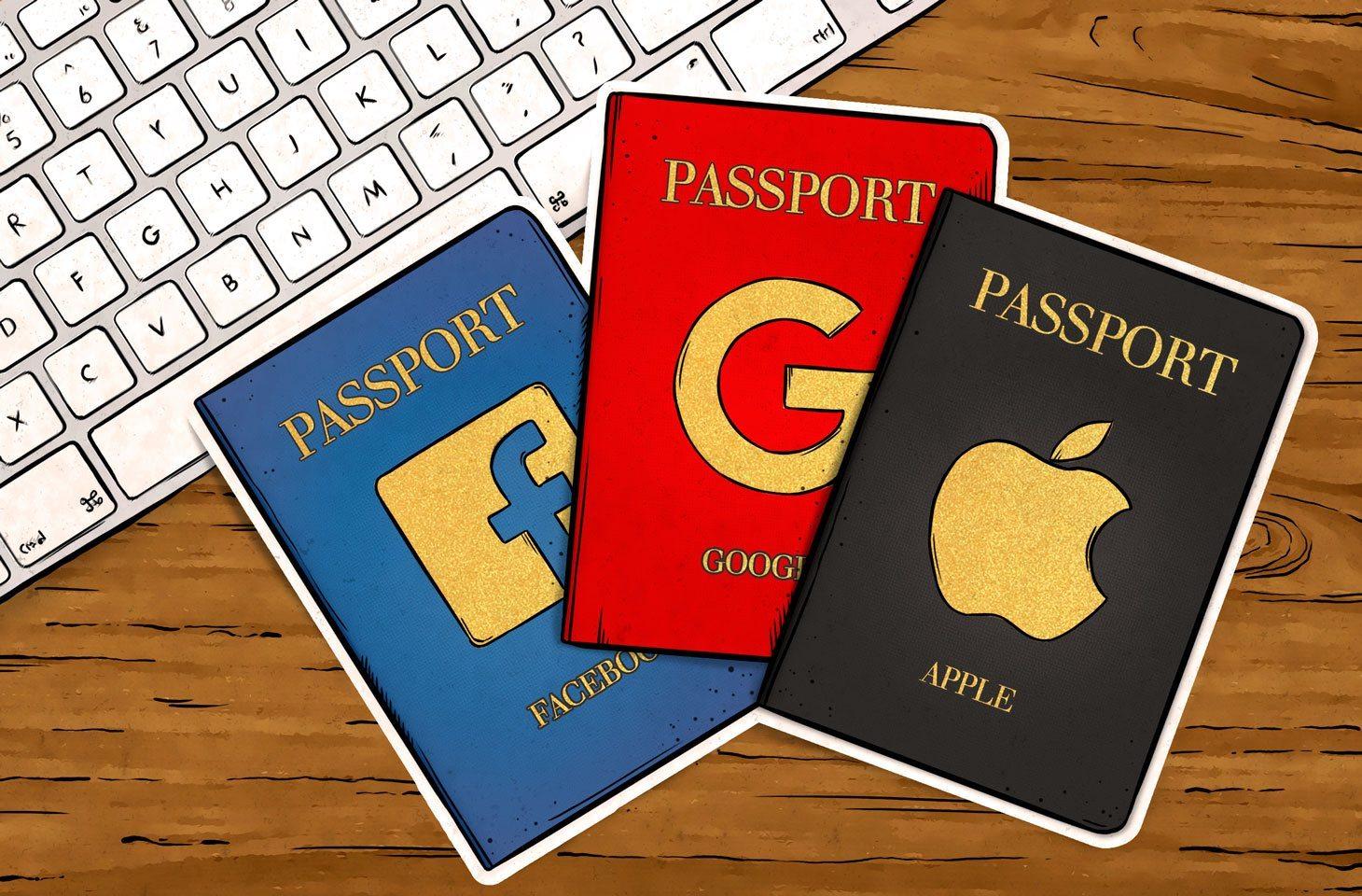 So unterscheidet sich Apple's Sign In with Apple von den Quick-Login-Optionen von Facebook & Google