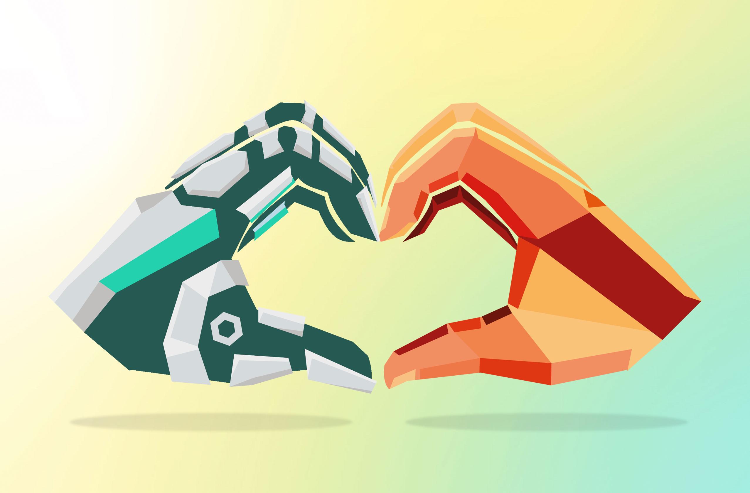 Schon einmal in eine Künstliche Intelligenz verliebt?