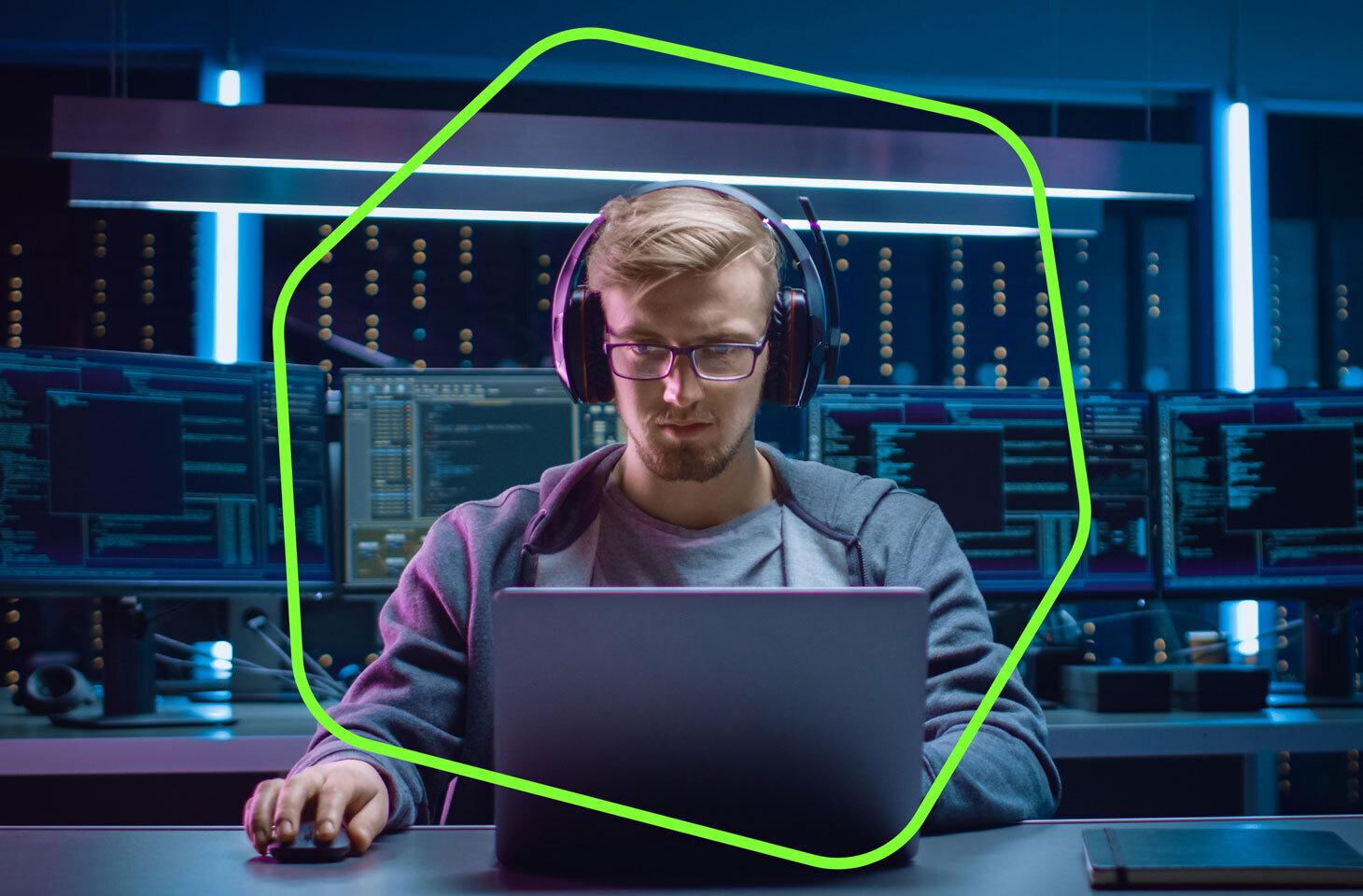 IT-Sicherheitsanalysten von Kaspersky mühelos eine Frage stellen