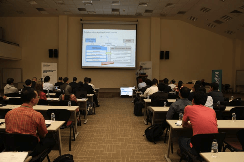 student conference-シンガポール