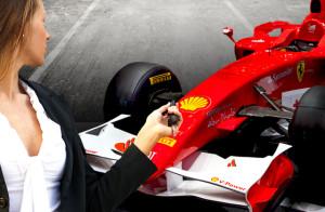 F1カーの技術-featured