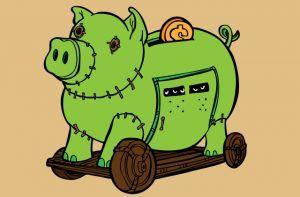 銀行を狙うトロイの木馬