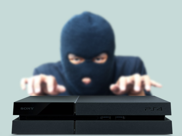 ゲーム機とハッカー