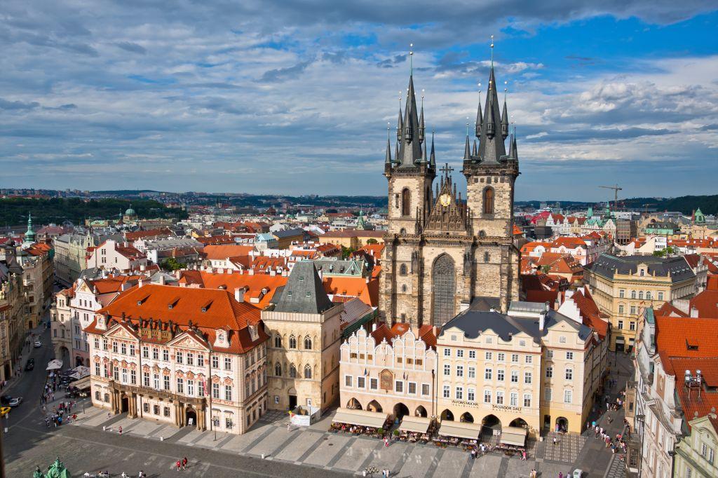 Prague-プラハ