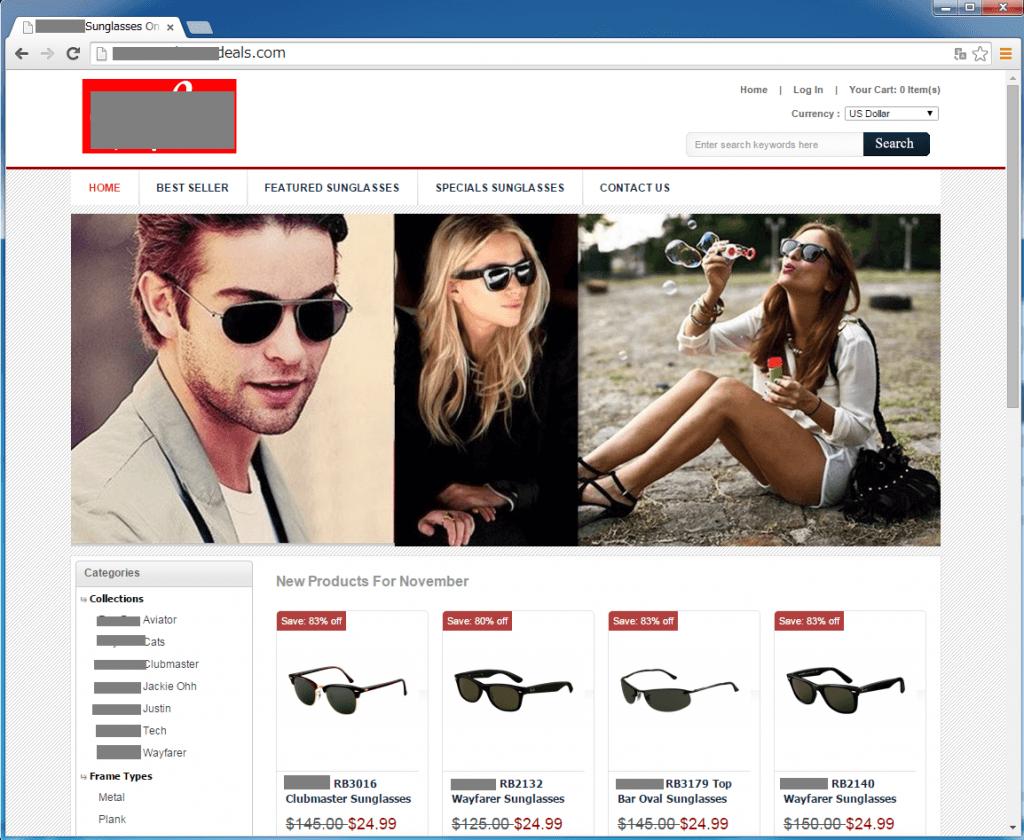 偽ショッピングサイト-6
