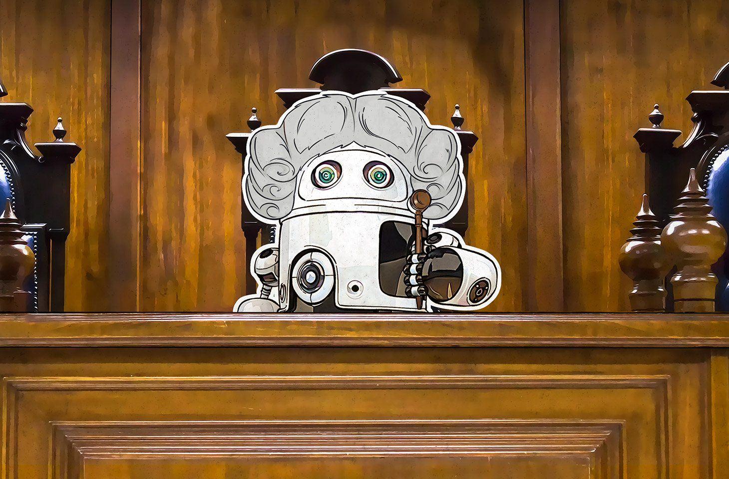 裁判官、警官、医師の仕事を助ける人工知能。その意思決定はどのように行われるのでしょうか?