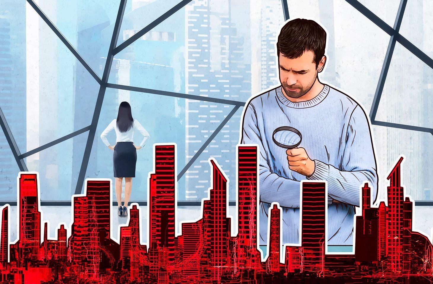 暗号化されてしまった都市